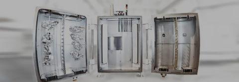 Vacuum metallisation